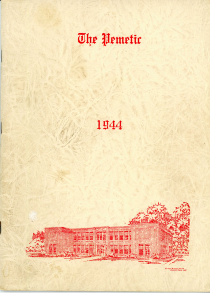 Pemetic Yearbook 1944