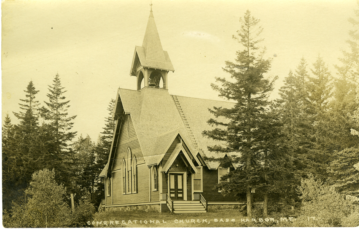 The Tremont Congregational Church, Tremont, Maine
