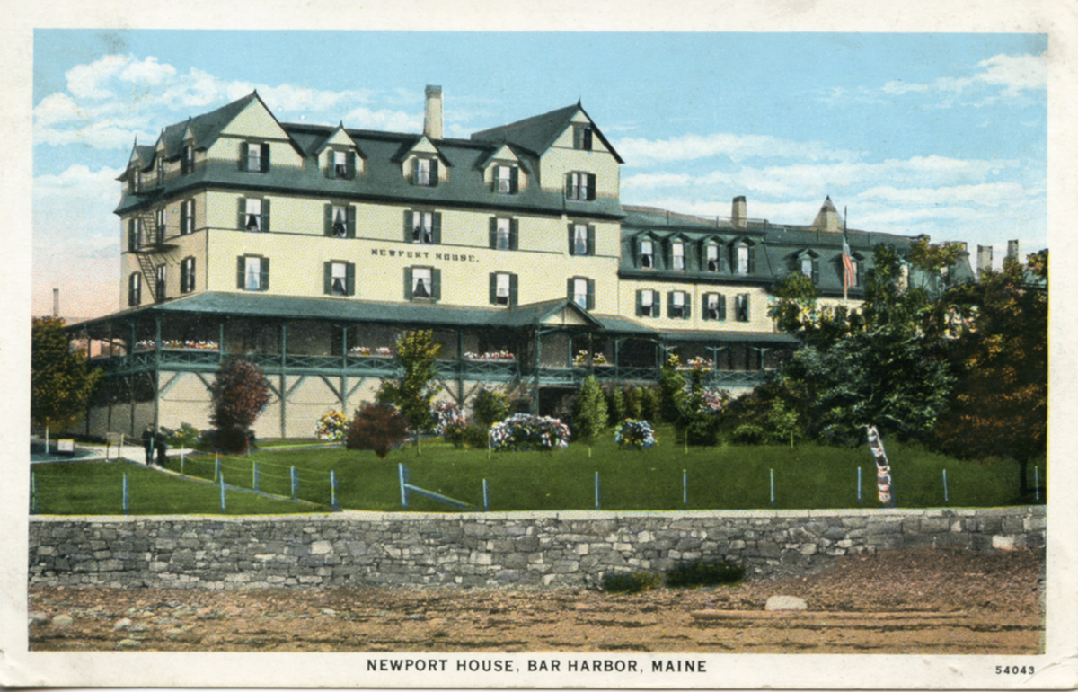 Newport House, Bar Harbor, Maine