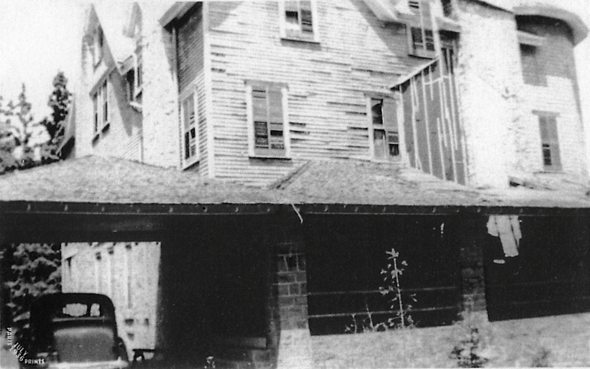 Samuel Champion Cooper's Cottage - The Larches - Prior to 1938 Renovation (4 images)