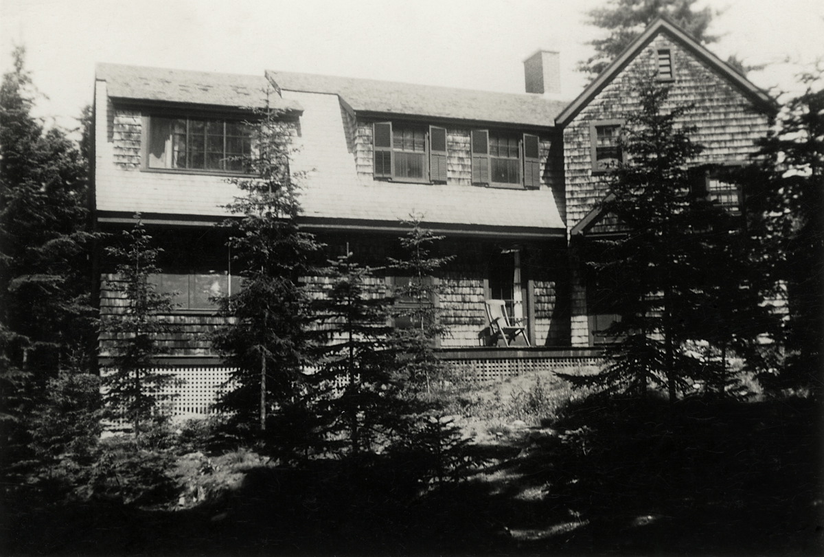Charlotte Howard Conant and Martha Pike Conant Cottage