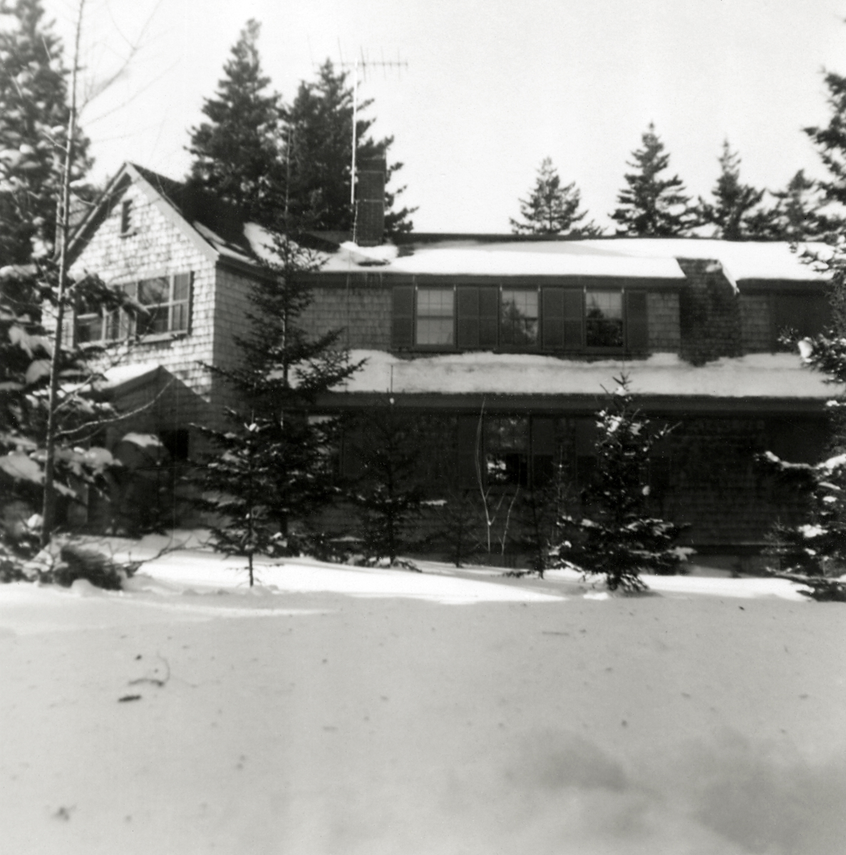 The Misses Martha P. and Charlotte H. Conant Cottage