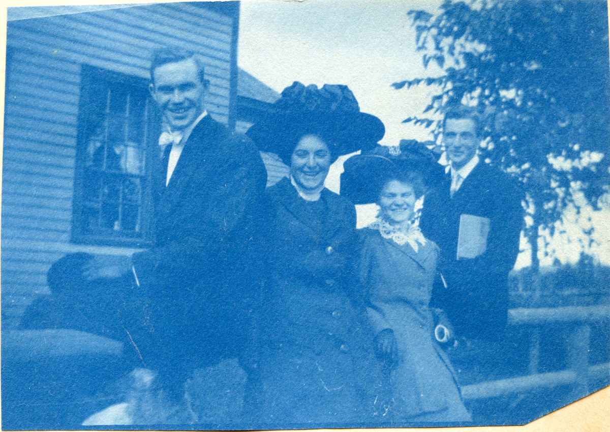 Jacob William Carroll Family - Group of Four