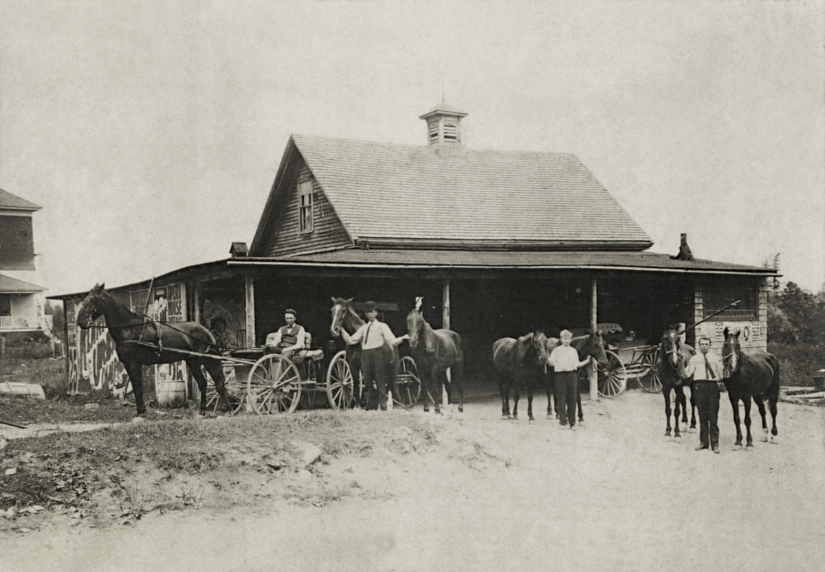 William E. Murphy's Livery Stable
