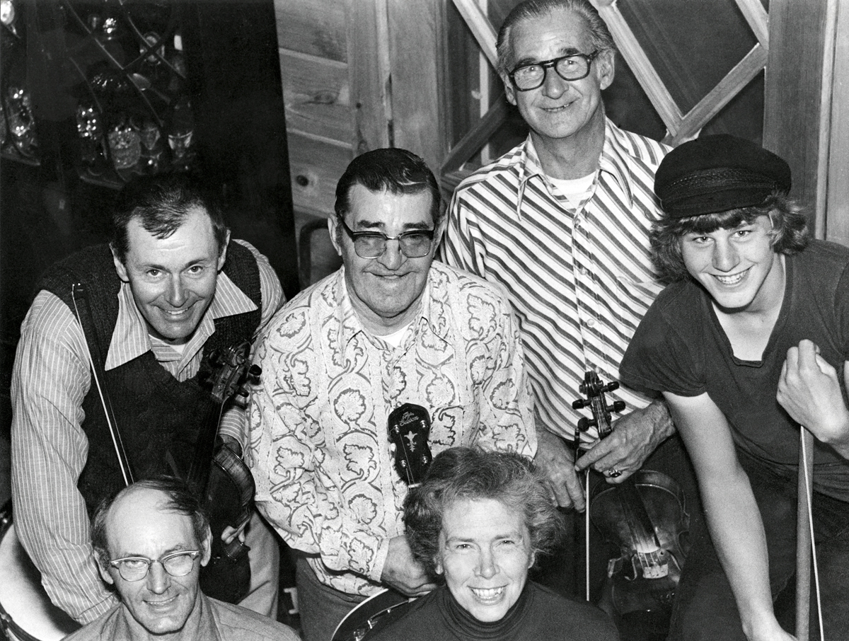 Ralph Warren Stanley with The Country Strummers