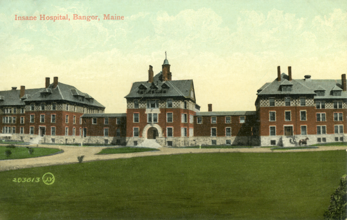 Eastern Maine Insane Hospital - Now the Dorothea Dix Psychiatric Center