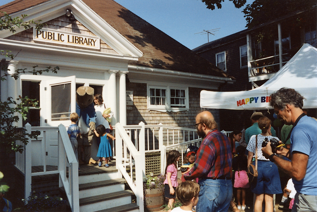 Events of the Southwest Harbor Public Library