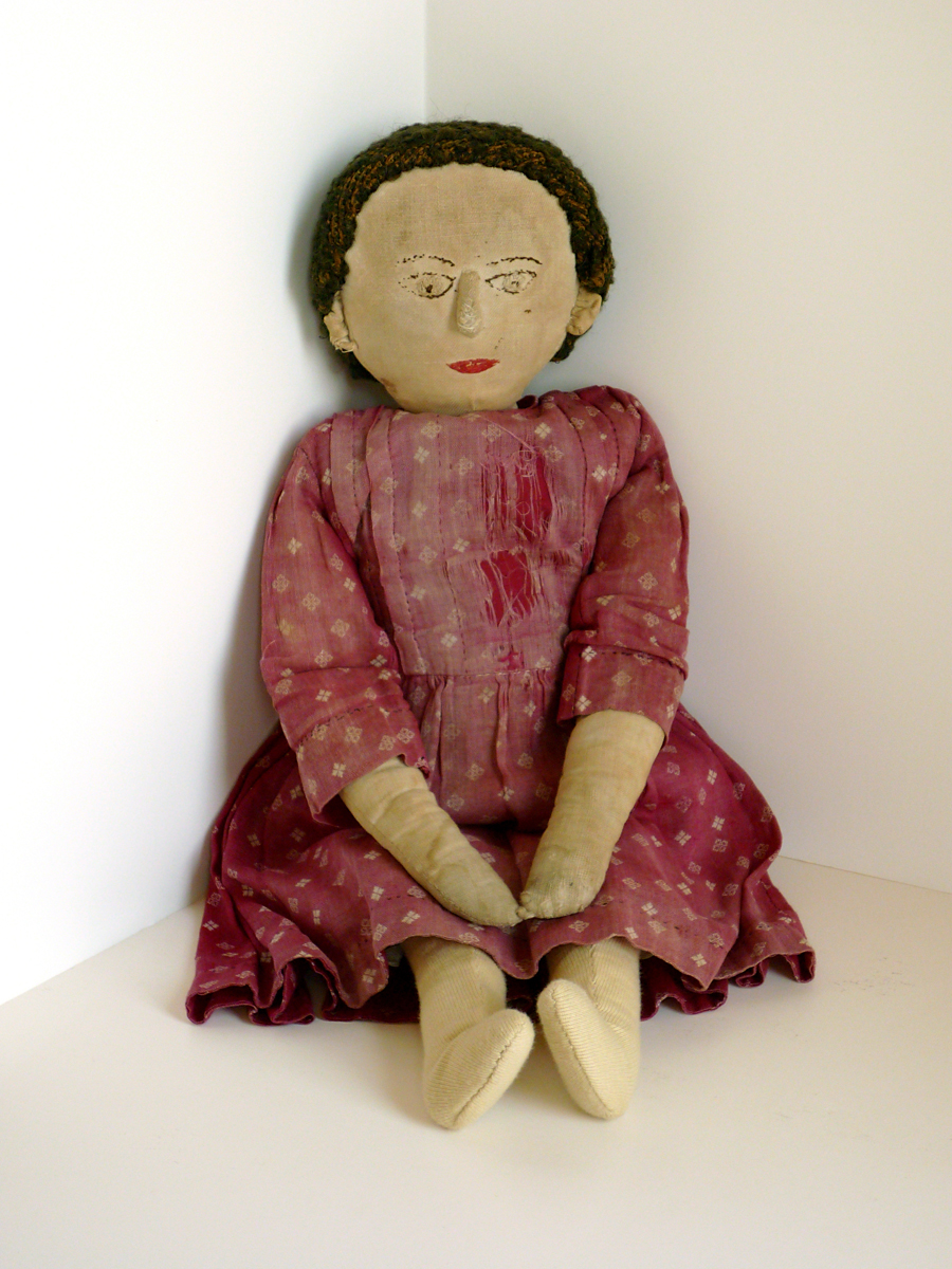 Lydia - Made for Evelyn Kittredge by her Grandmother, Rebecca (Whitmore) Lurvey Carroll