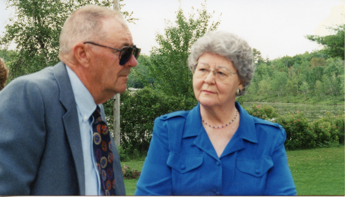 Ralph Warren Stanley and Sister - Ruth Celestia (Stanley) Holmes