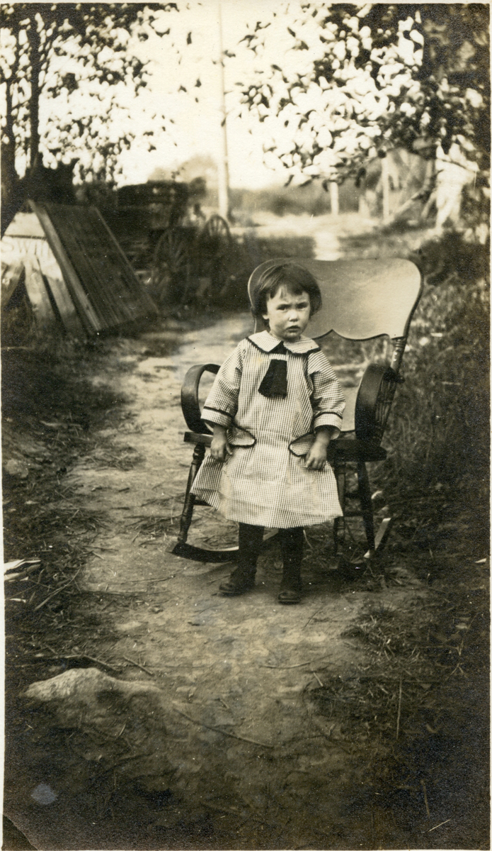 Alfred Gilley Stanley's Daughter Marion E. Stanley