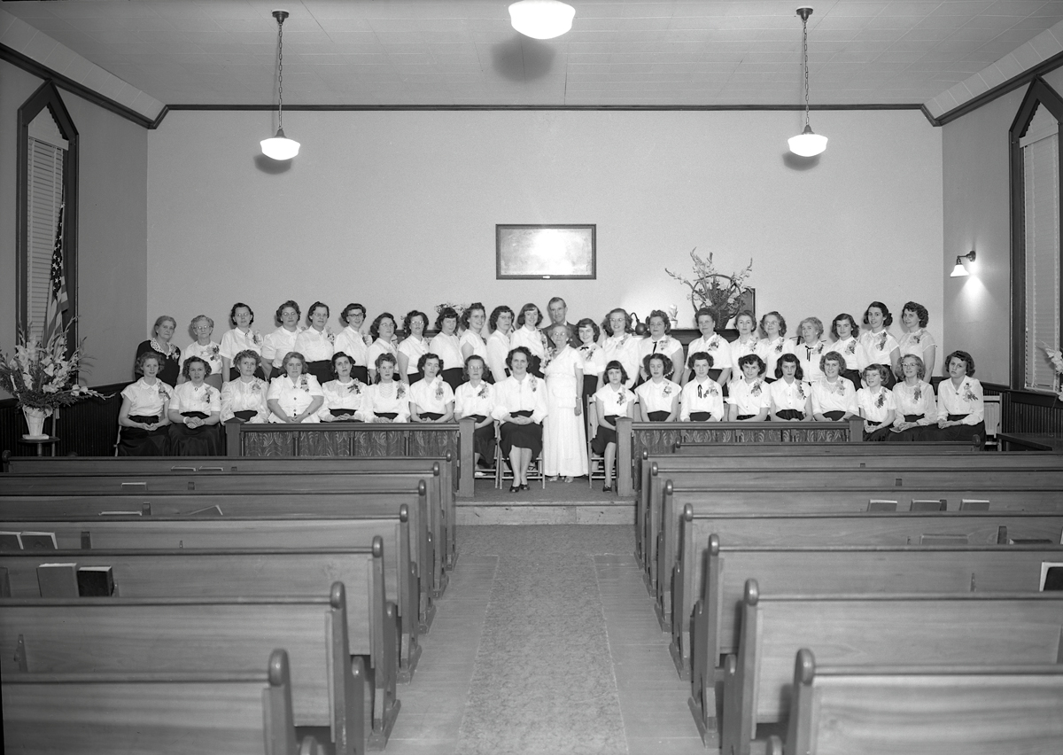 Church Choral Group - West Tremont, Maine