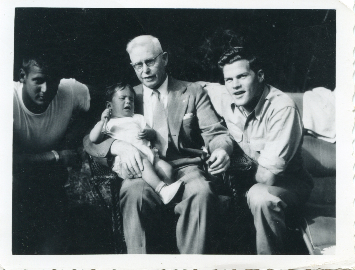 Four Generations of Johns