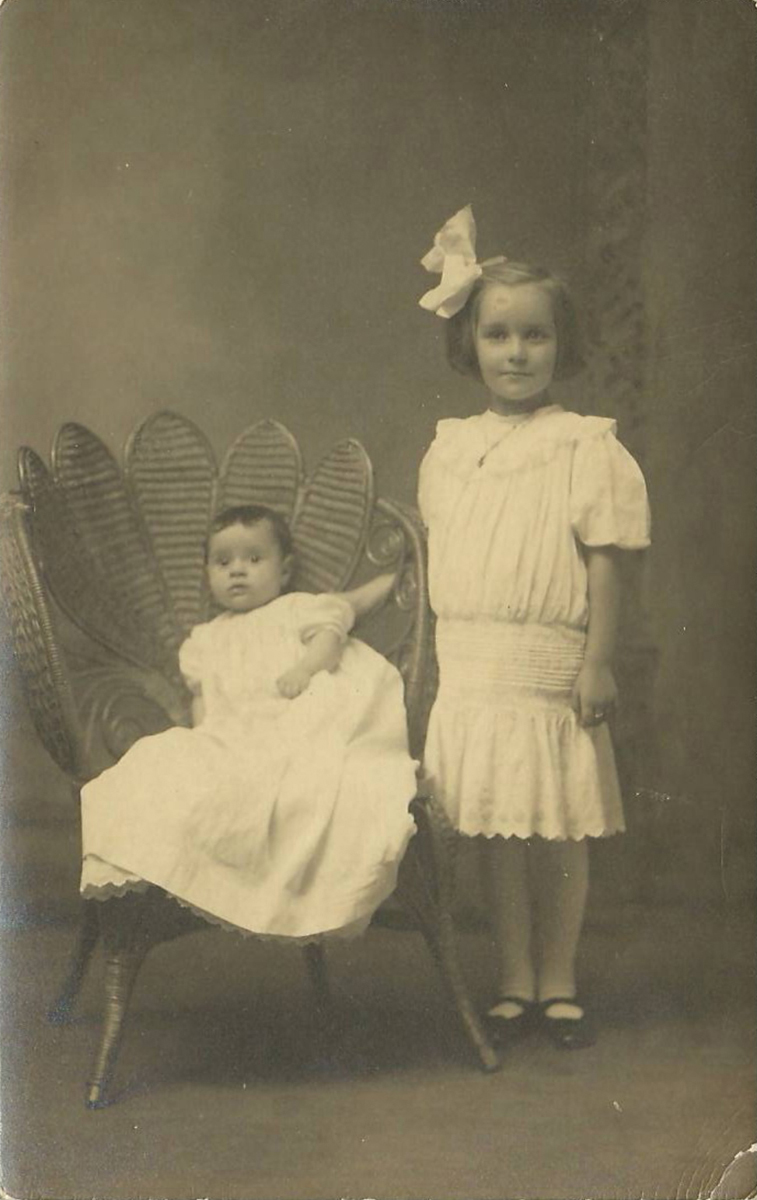 Genevieve R. Reed and Florence M. Reed