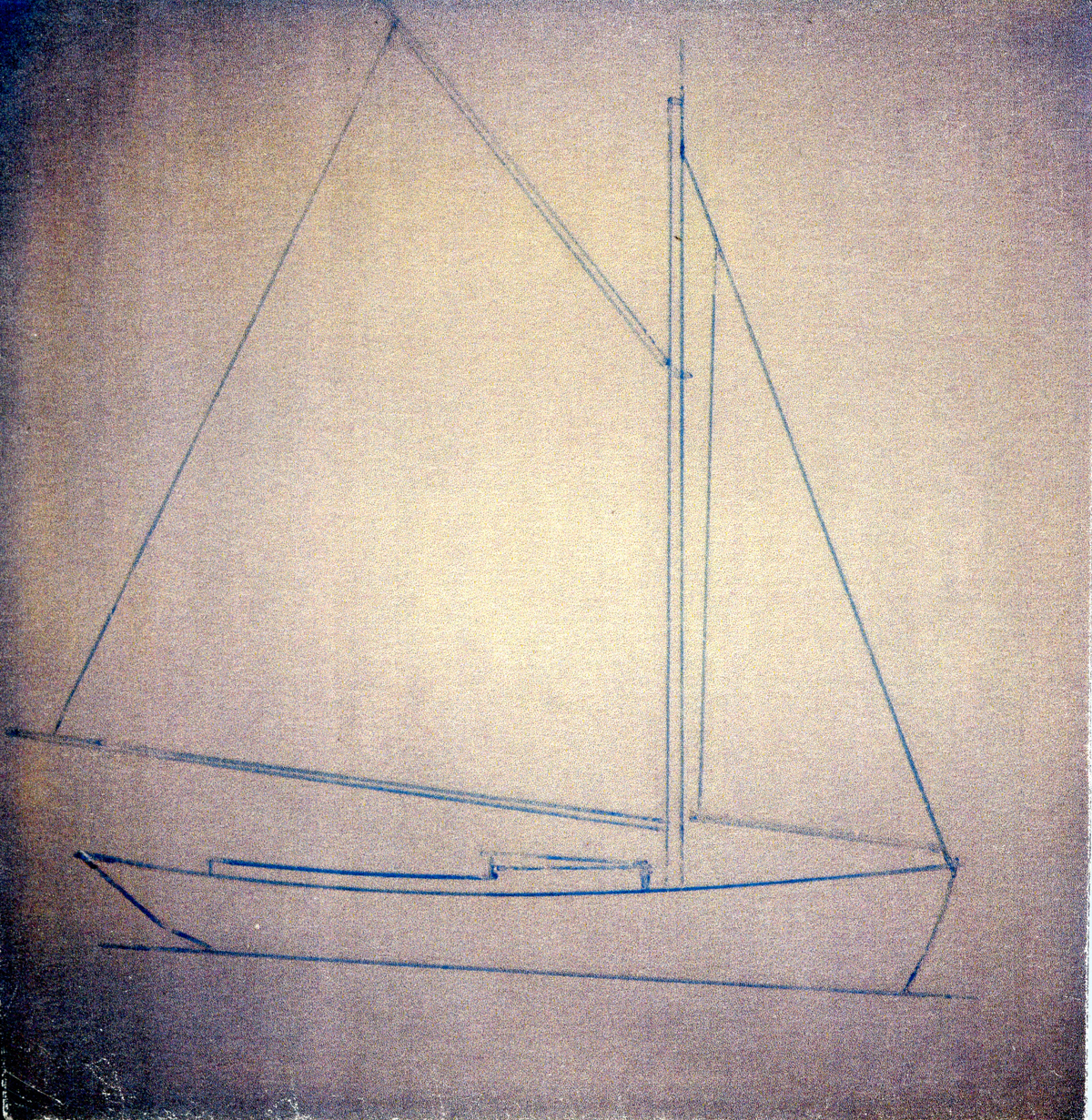 Stanley 19 - Friendship Influenced Open Sailboat