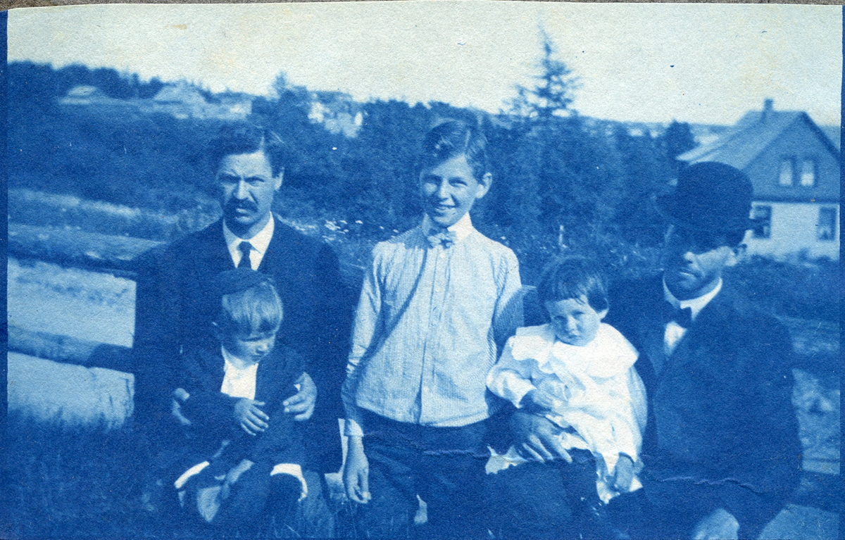 John Carroll and other Family Members