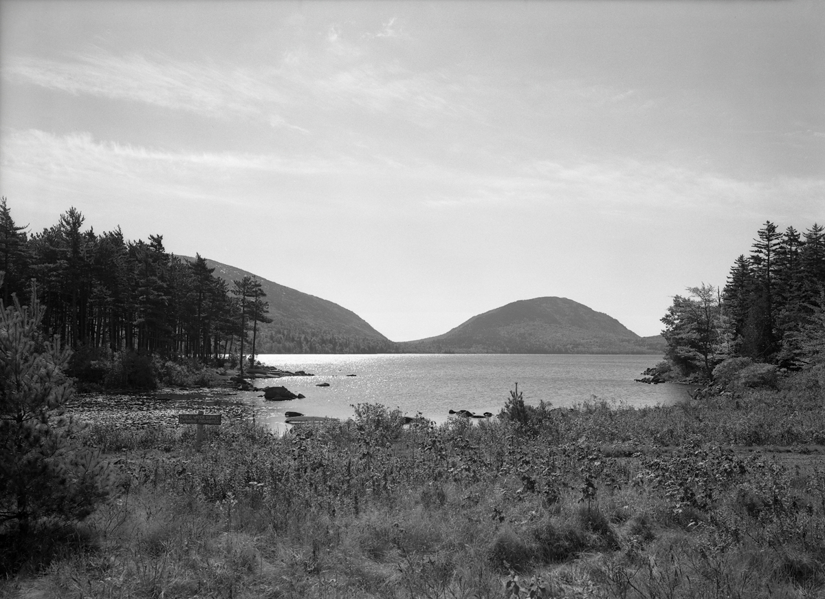 Eagle Lake from the North End at Nick's Cove