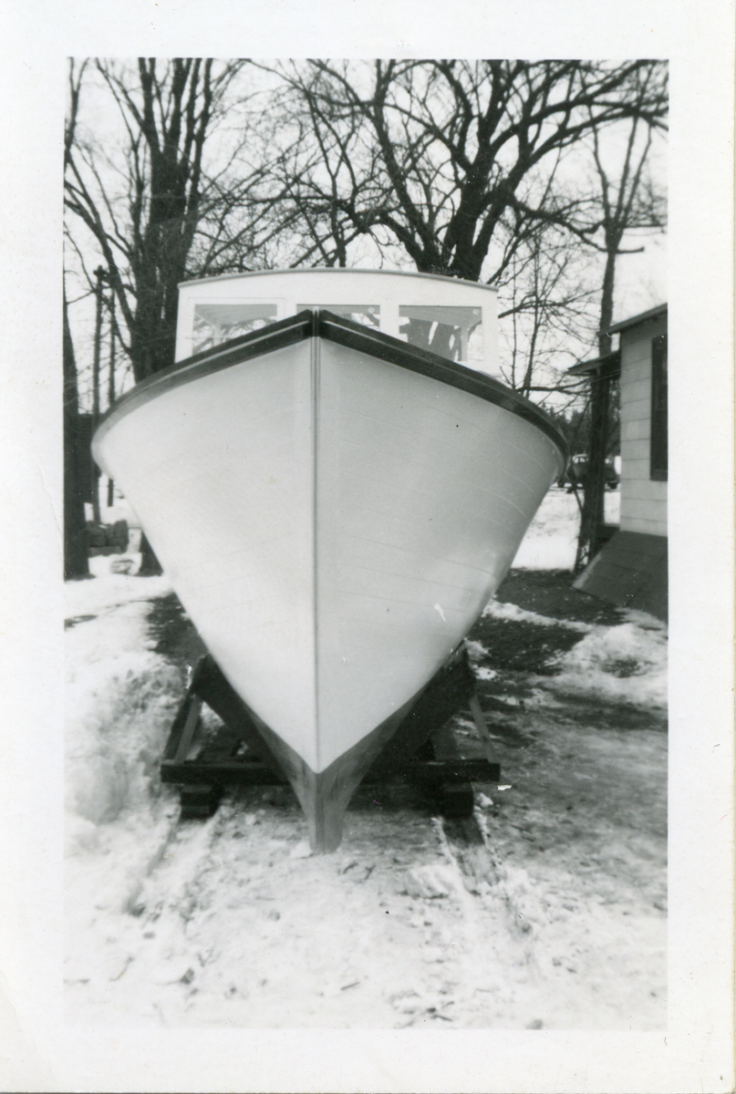 Unnamed Boats Built by Rich & Grindle