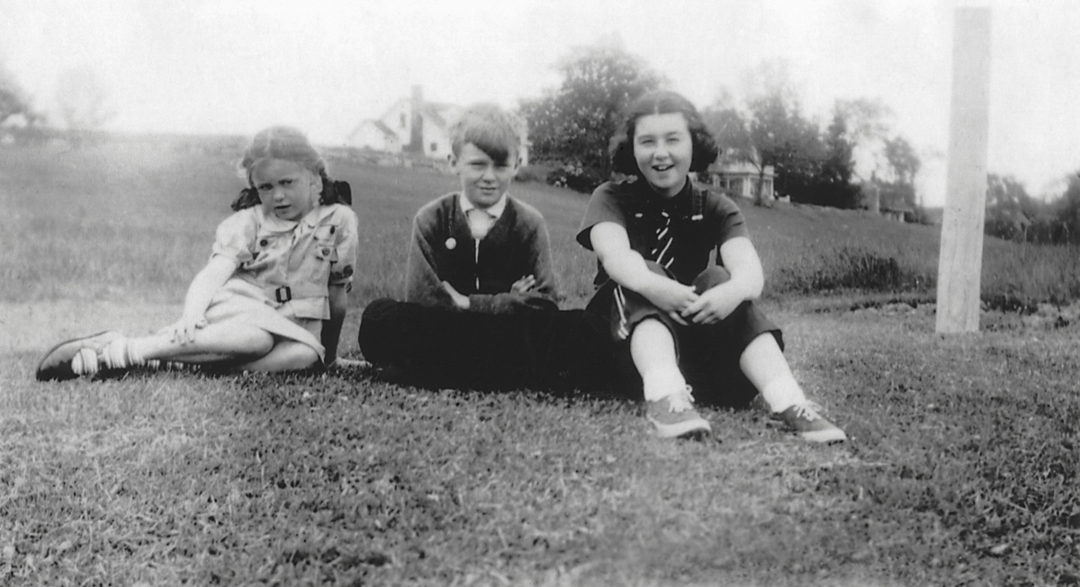 Ruth Celestia Stanley, Ralph Warren Stanley and Barbara I. Somes