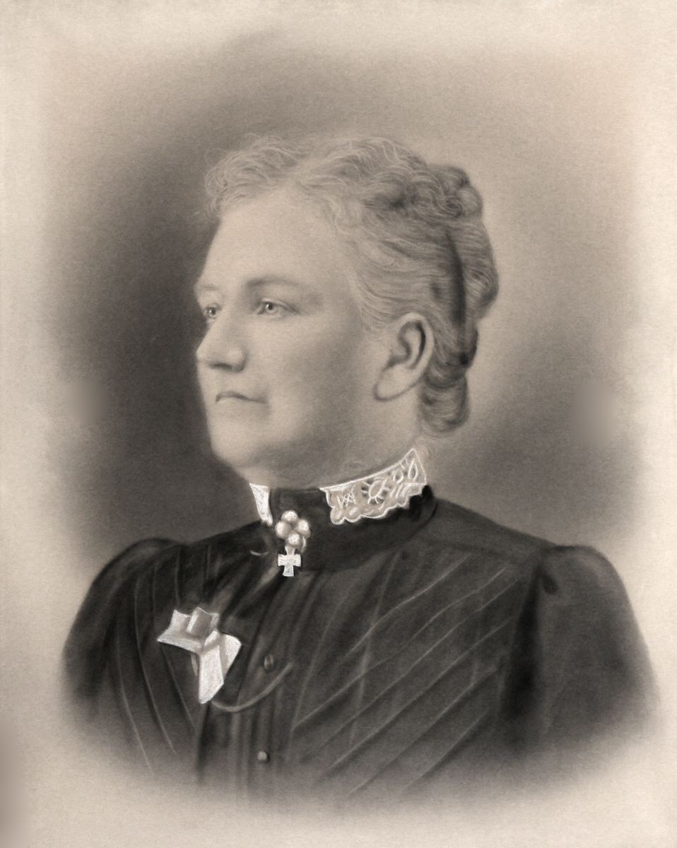 Mary Jane Jennie Mason, Mrs. Joseph B. Mason