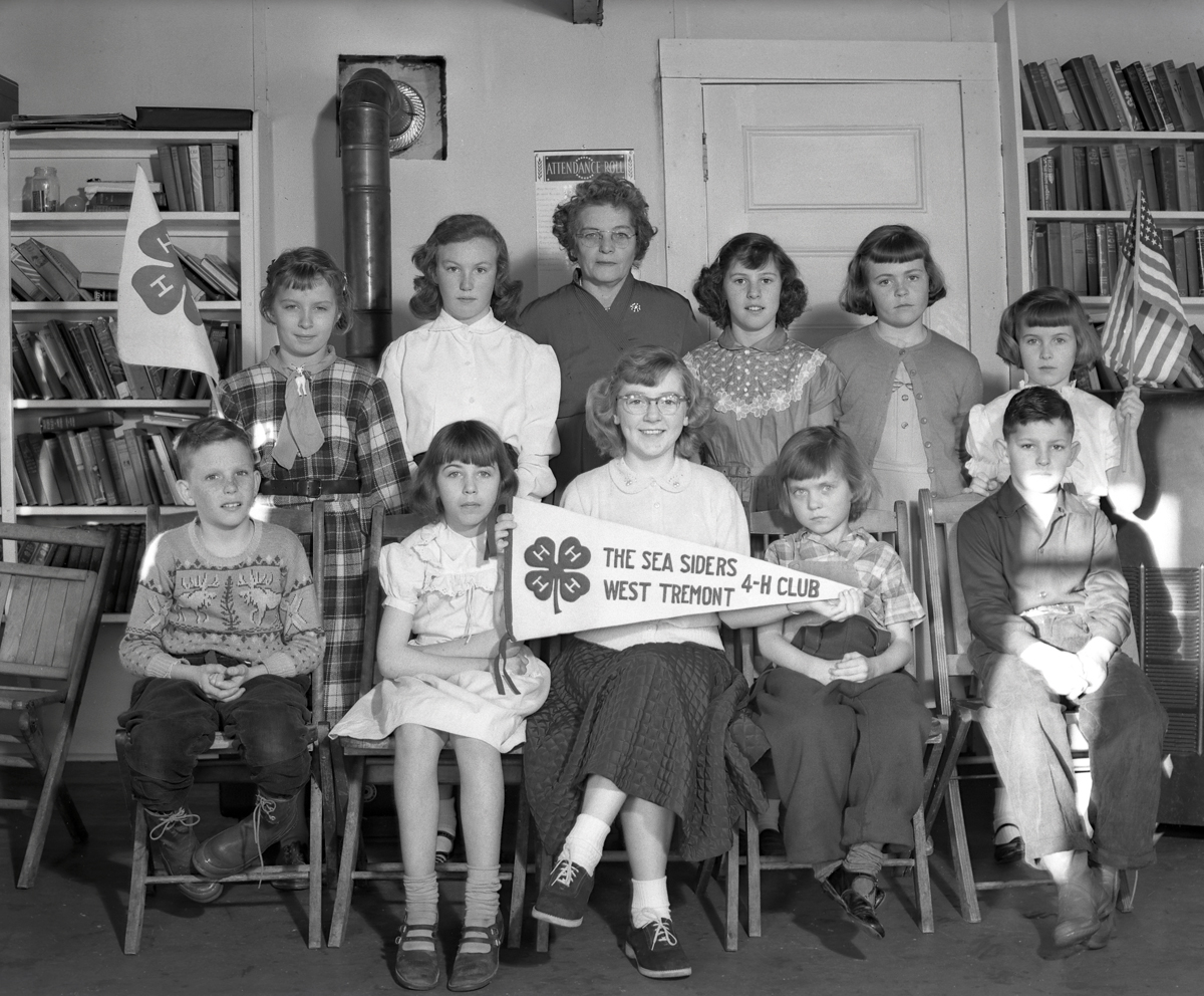 The West Tremont 4-H Club