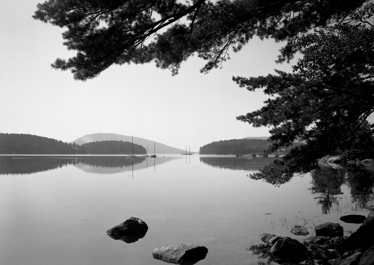 Reflections on Somes Sound