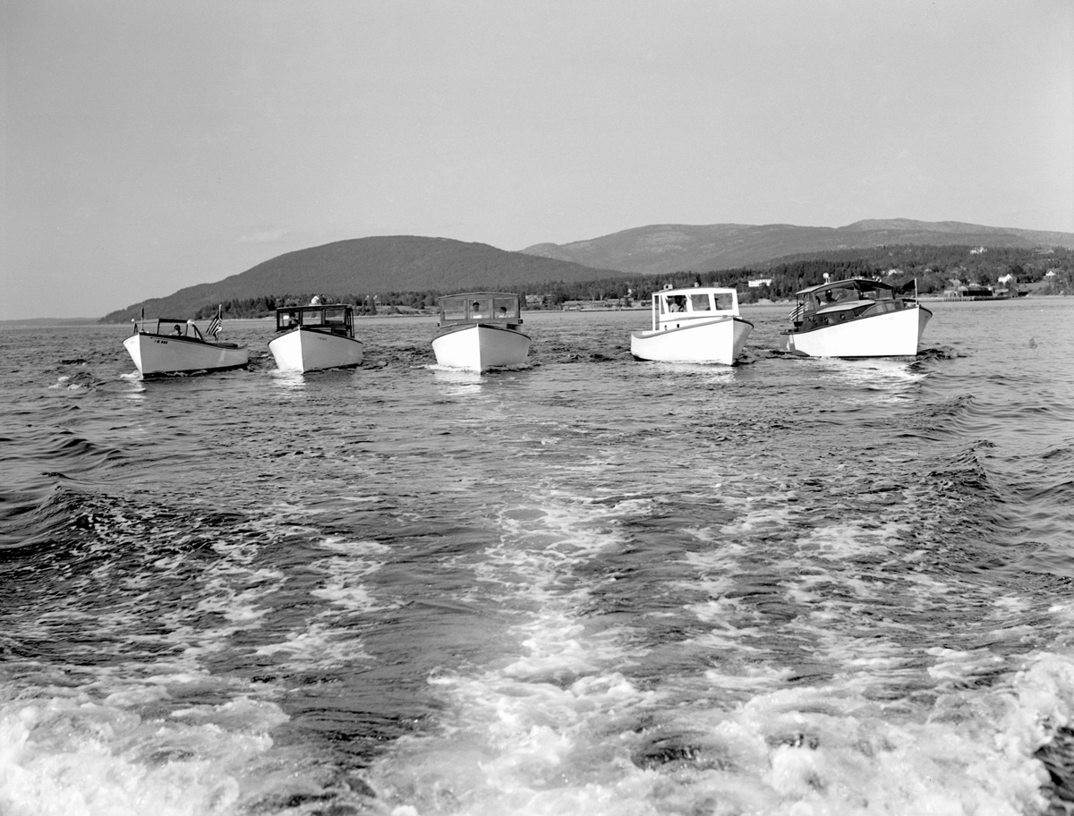 Unknown Boats