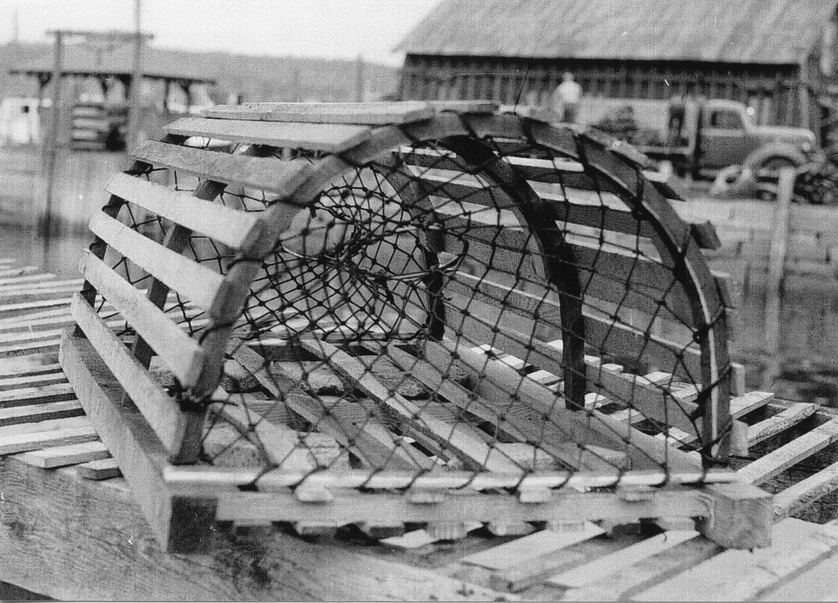 Lobster Traps - History and Development