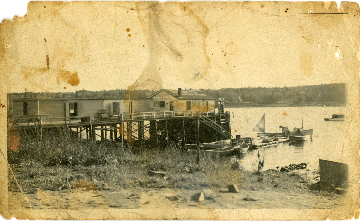 Photographs of Beal's Fish Wharf