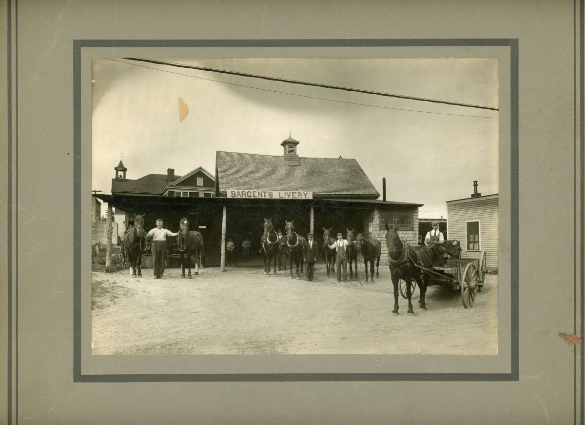 Ped Sargent's Livery Stable