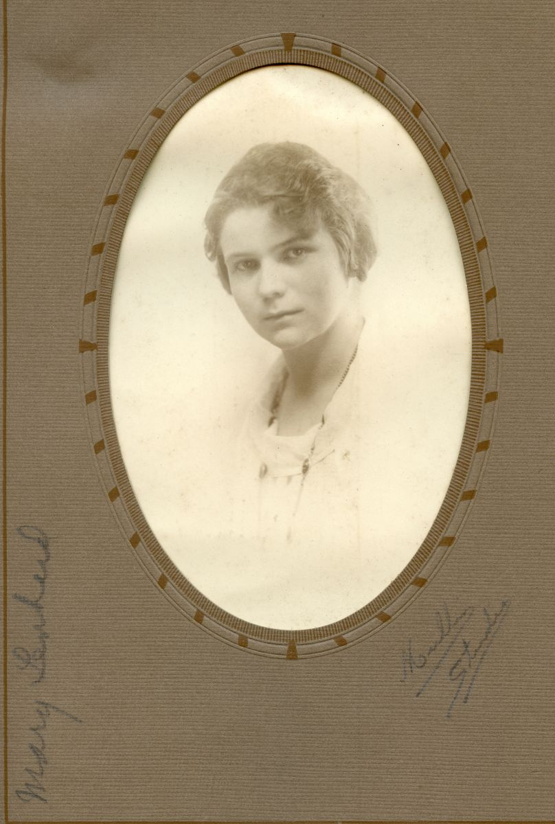 Mary Emma Wamsley Lenhard