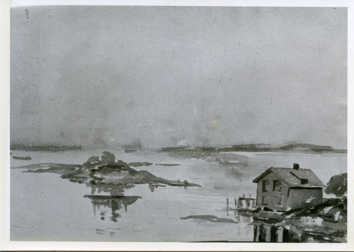 Lawler Clam Factory and Little Island