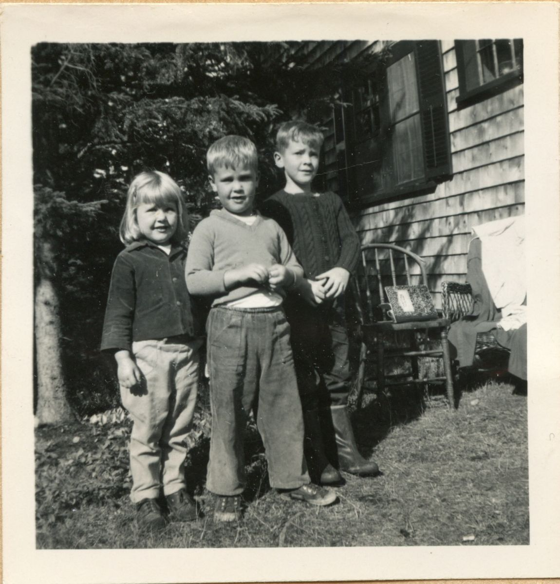 Suzanne Beal, Samuel Beal, and Carl Kelley