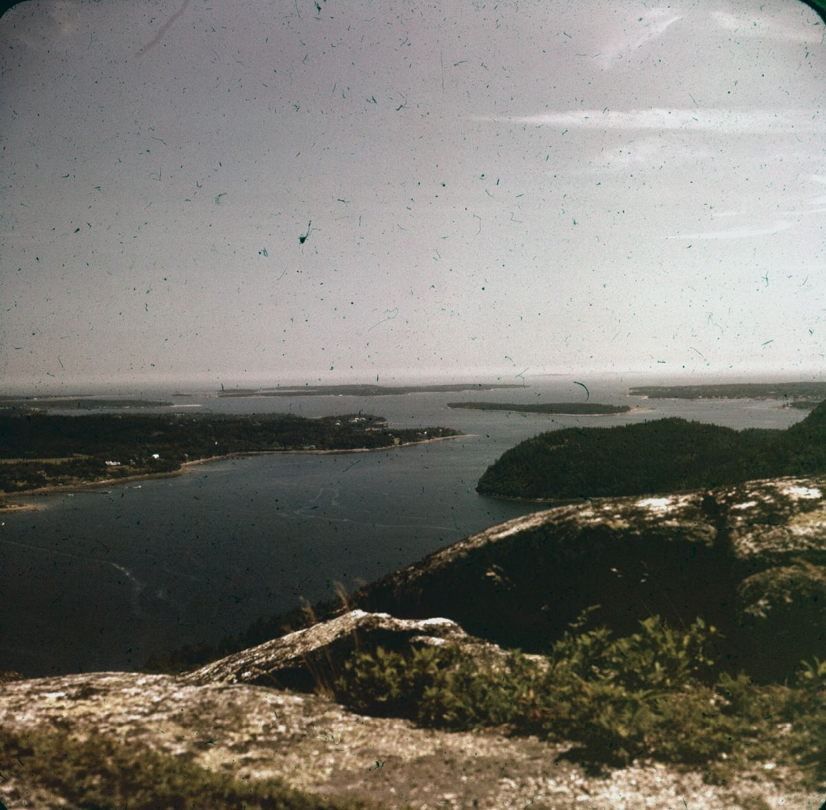 View Over Somes Sound to the South