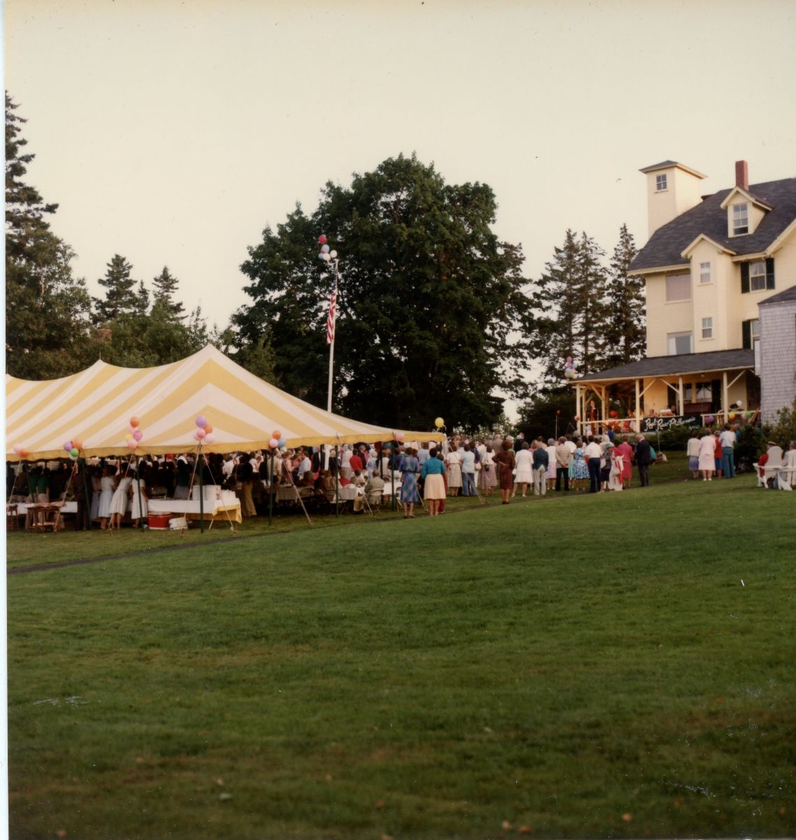 The Claremont Hotel 100th Anniversary Party