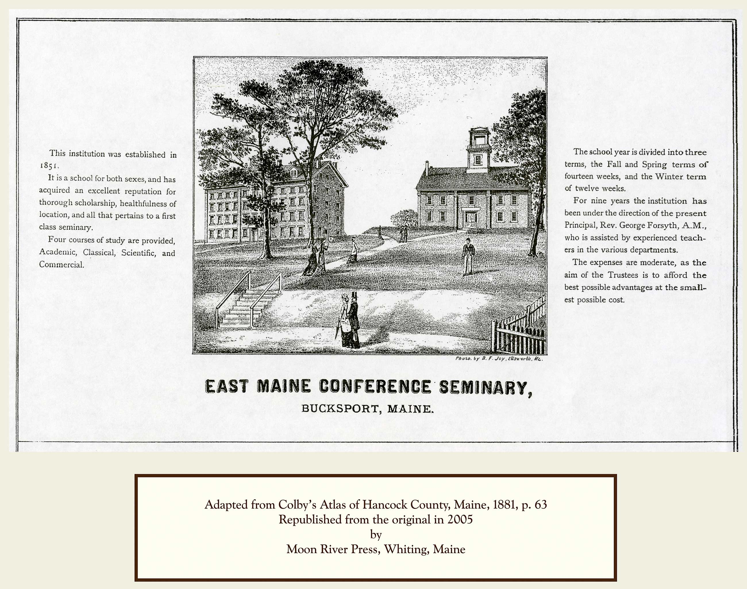 East Maine Conference Seminary