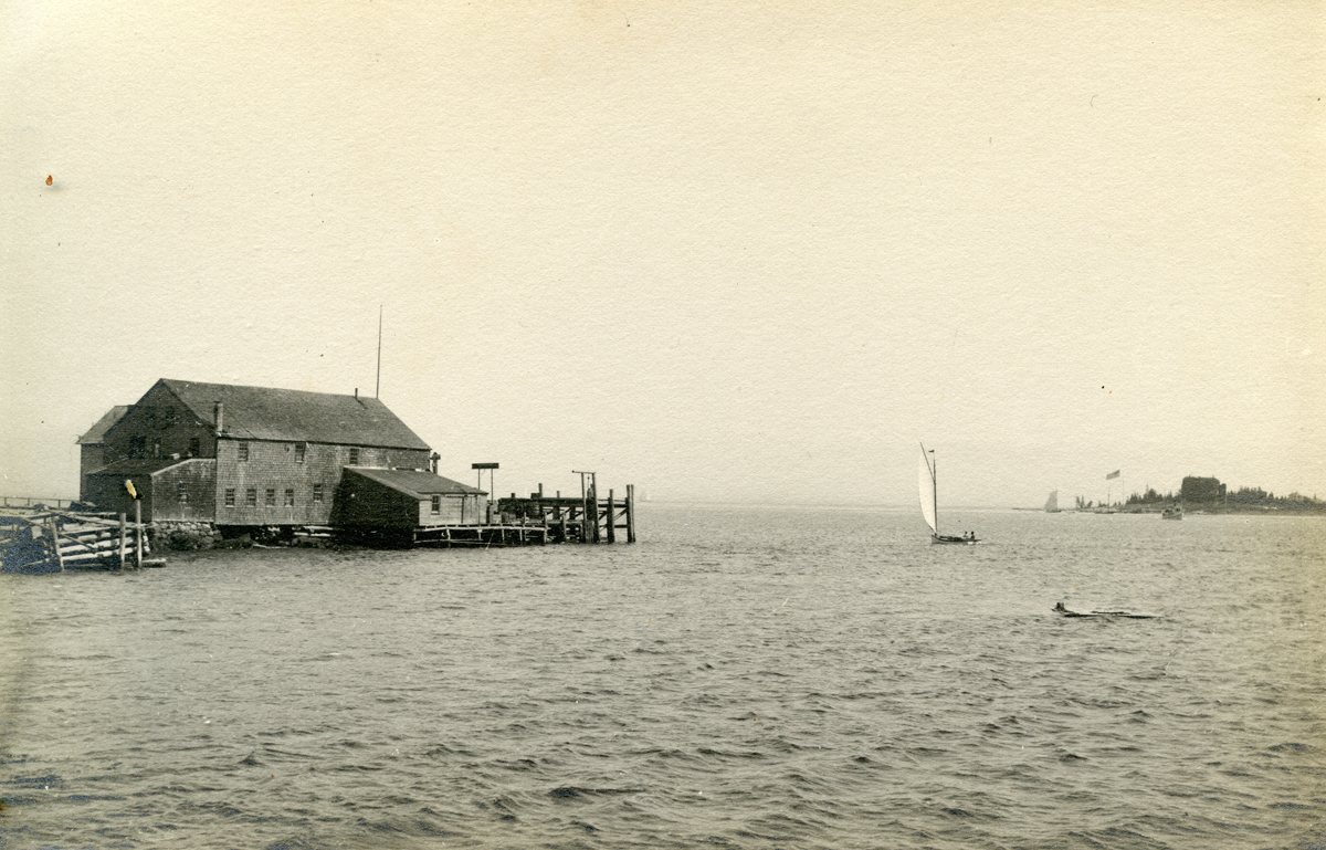 Clark's Wharf and Lobster Factory