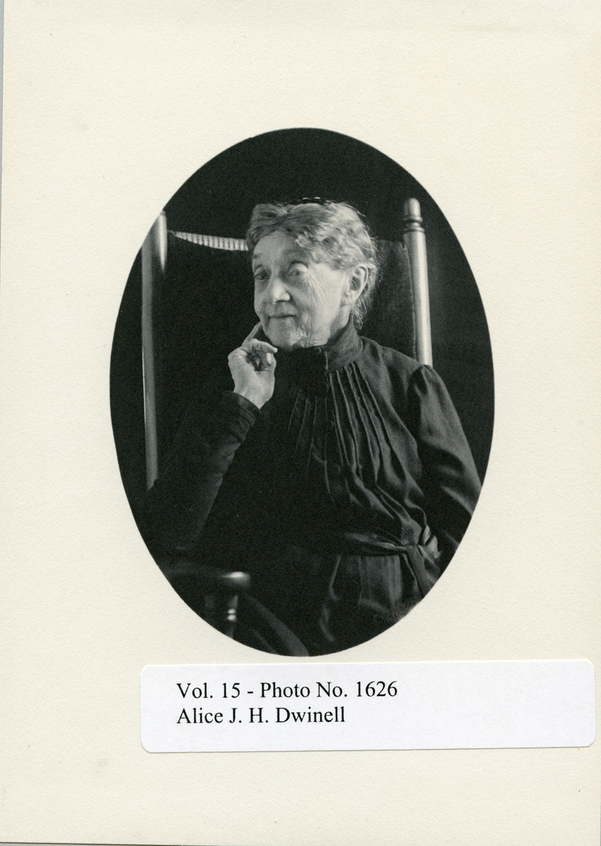 Alice Julia Hall (Gould) Dwinell