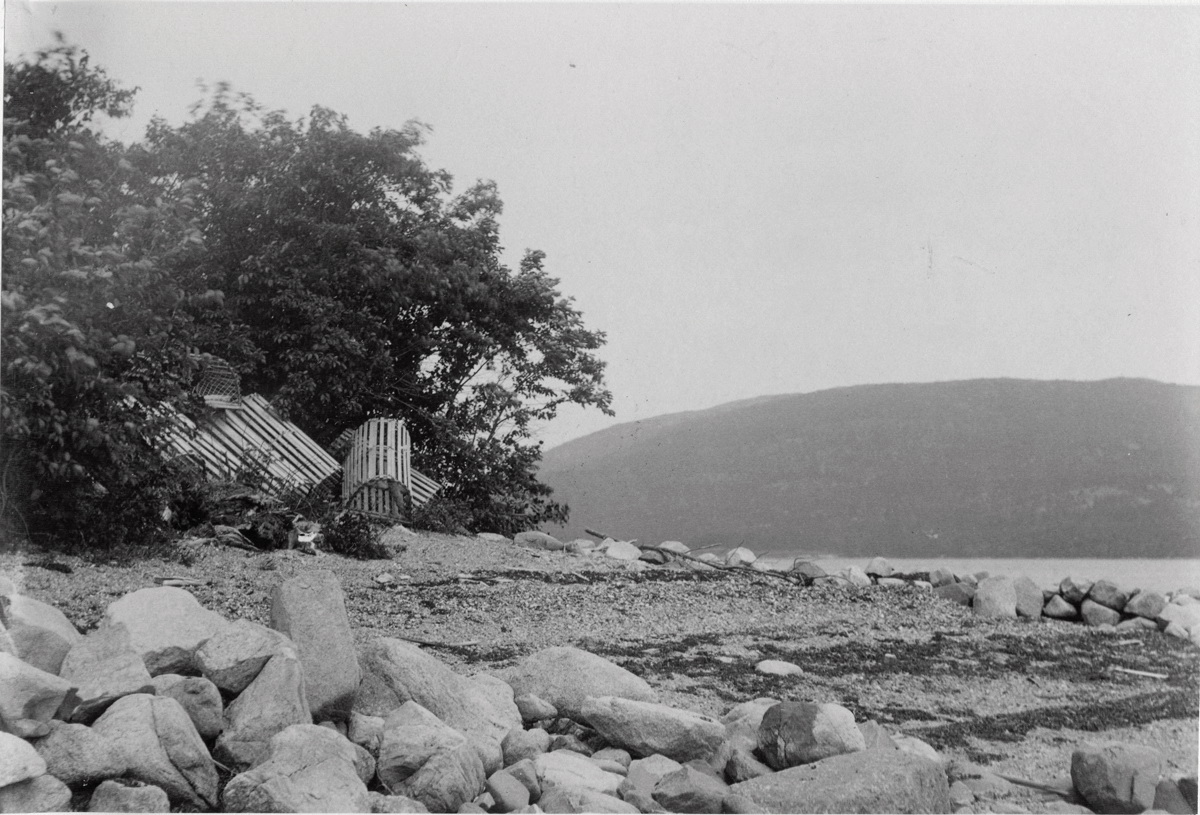 Lobster Traps at the Narrows