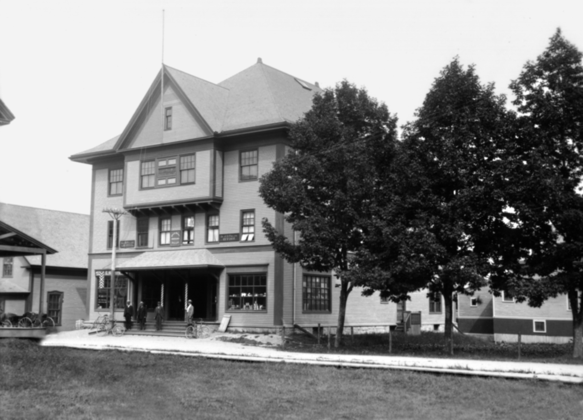 First Odd Fellows Building - Southwest Harbor