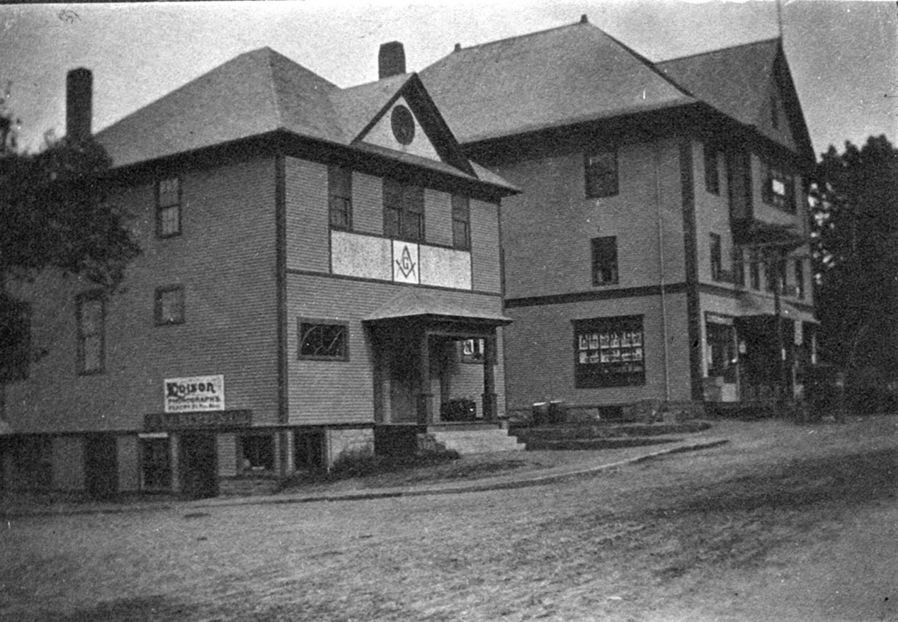 Old Masonic Hall and Odd Fellows Building