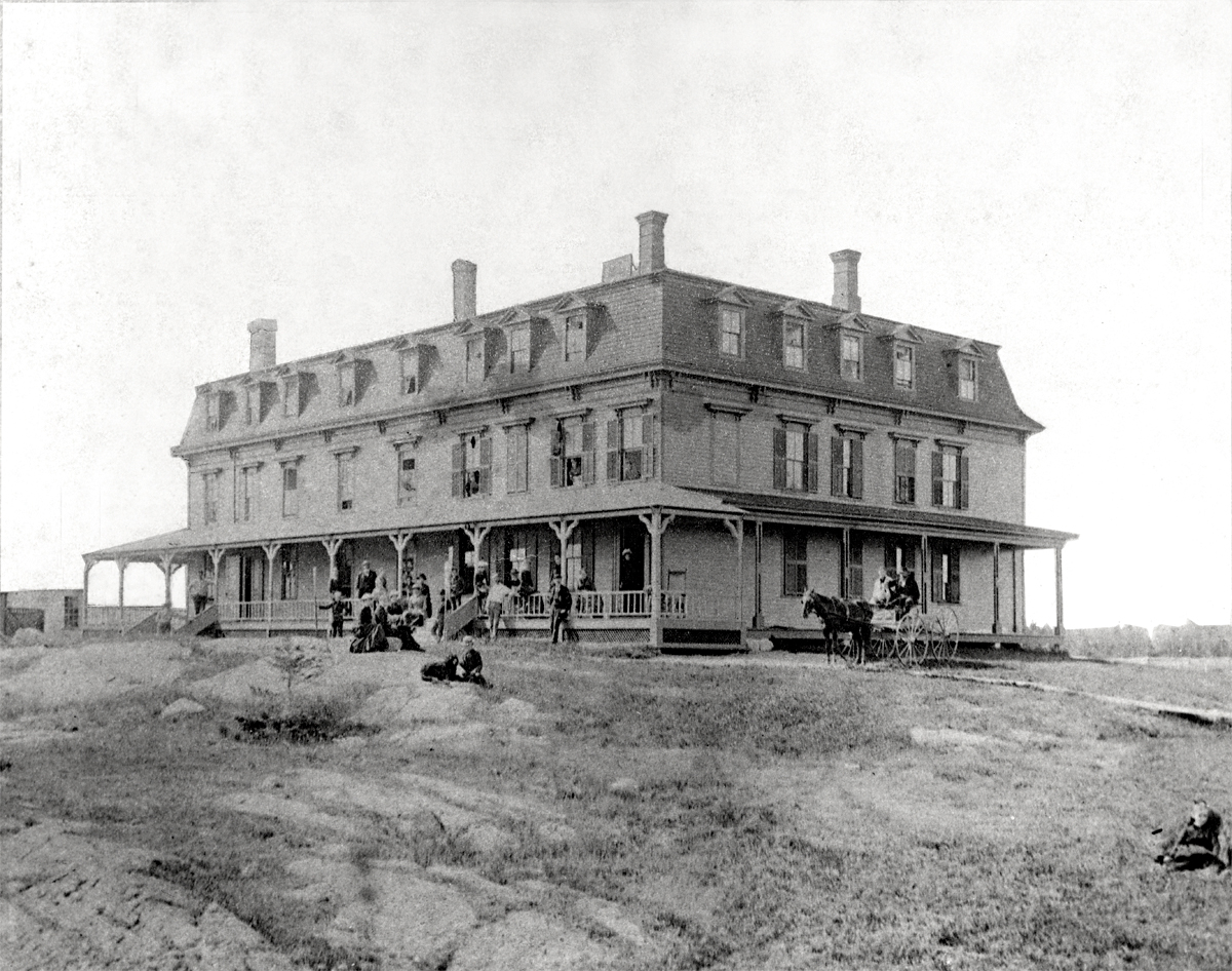Stanley House Hotel