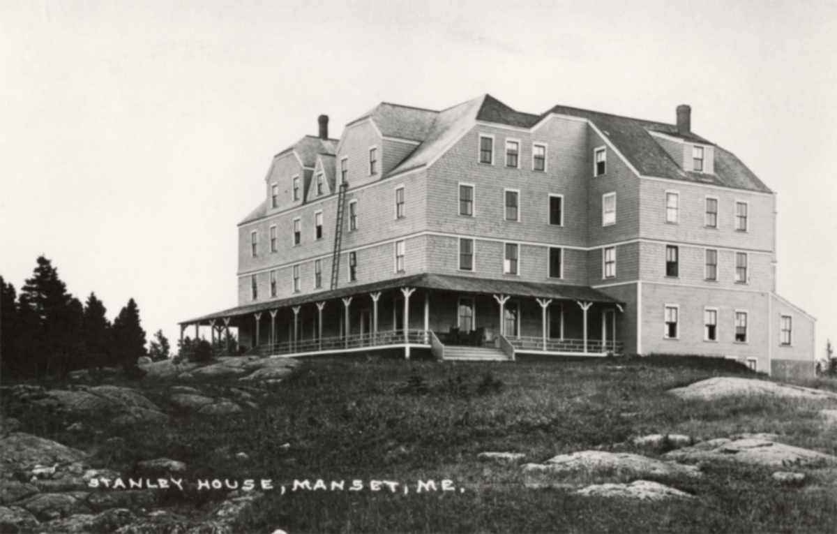 The Rebuilt Stanley House - After 1884