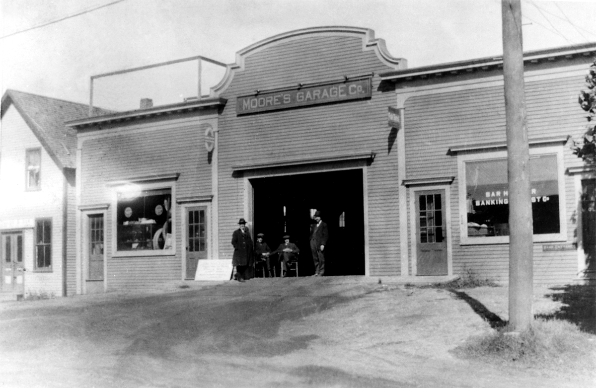 Moore's Garage Co. and Bar Harbor Banking & Trust Co.