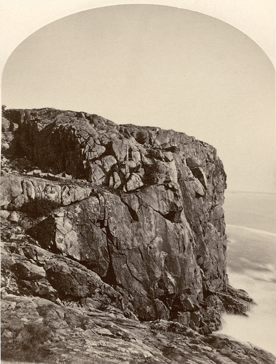 Acadia National Park - Before Park Creation in 1916 - Great Head