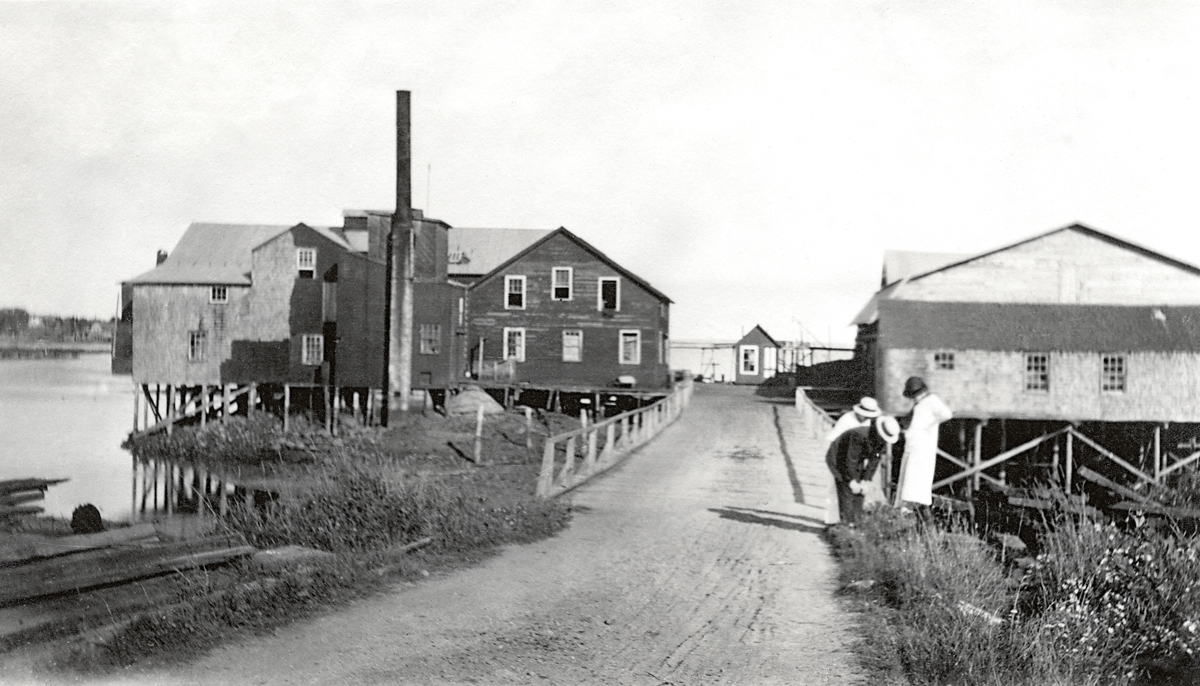 Addison Packing Company at Southwest Harbor