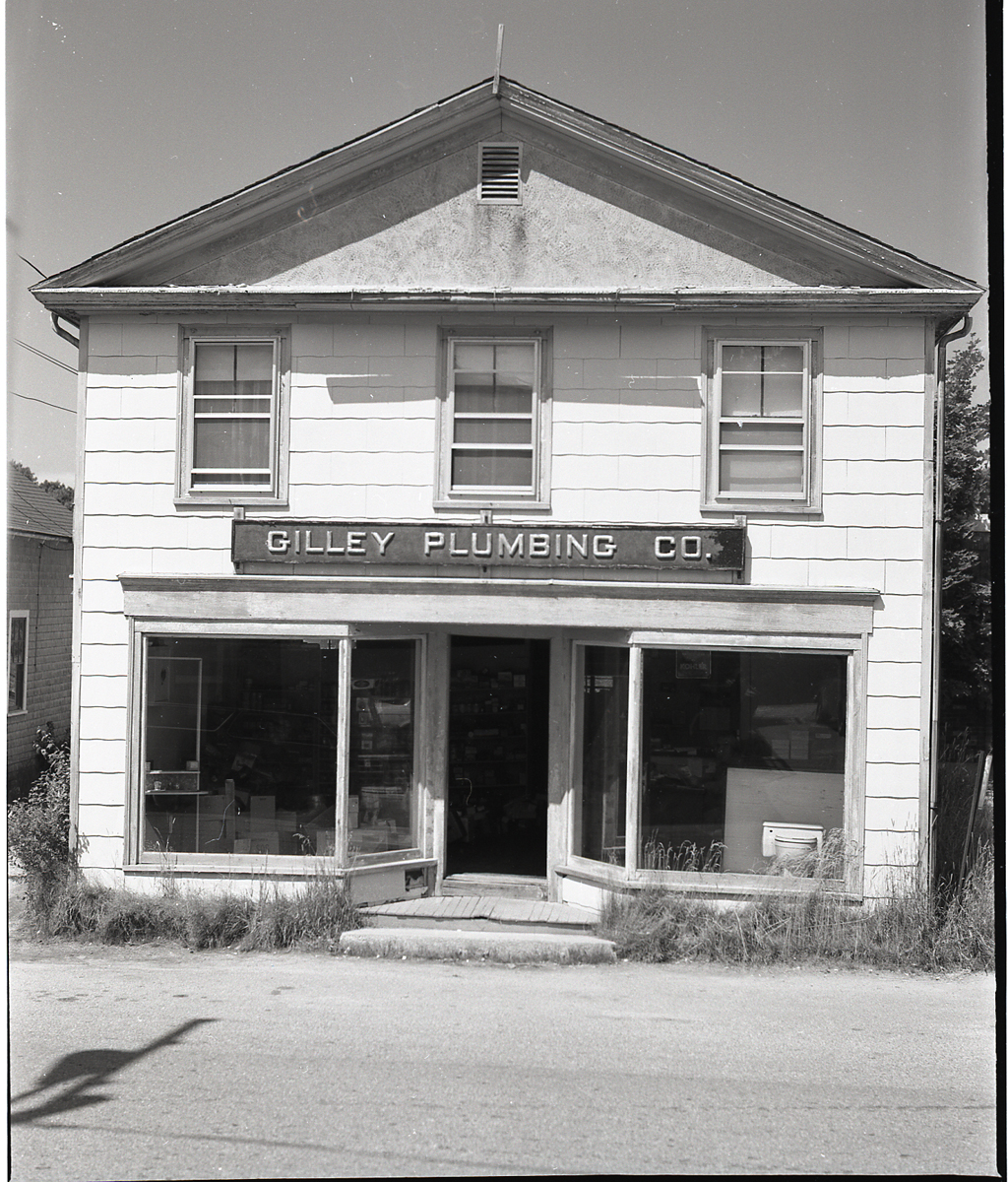 Gilley Plumbing Company, Clark Point Road, Southwest Harbor, Maine