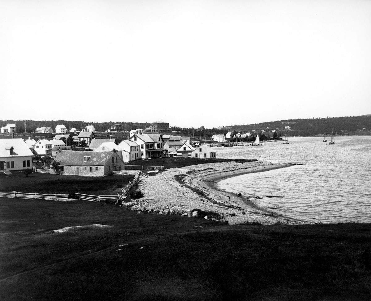 Village of Manset and Manset Shore