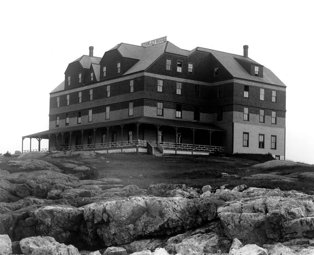 The Stanley House - After Rebuilt
