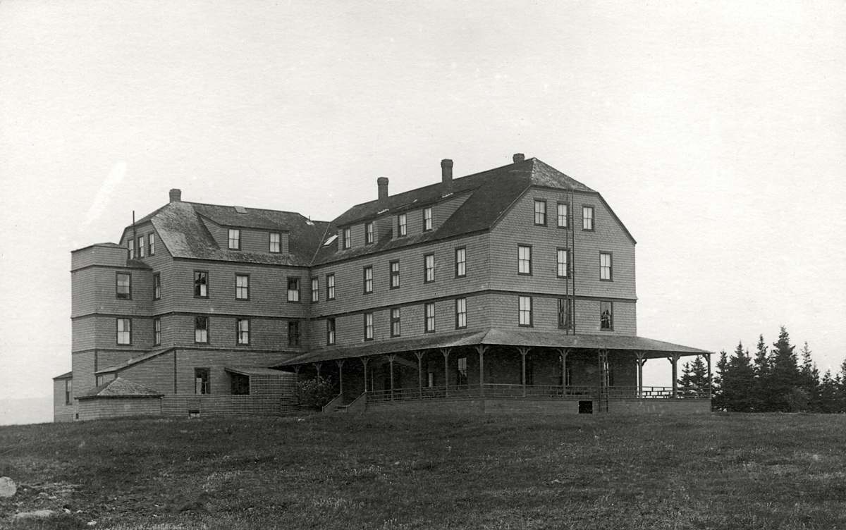 The Stanley House - Rebuilt