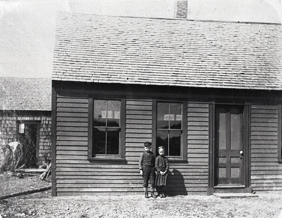George S. and Lillian B. (Walls) Hodgdon House